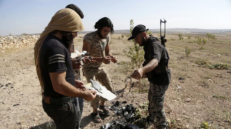 """""""Unbedenklich"""": Mitglied der Terrorgruppe Ahrar al-Sham besucht USA"""