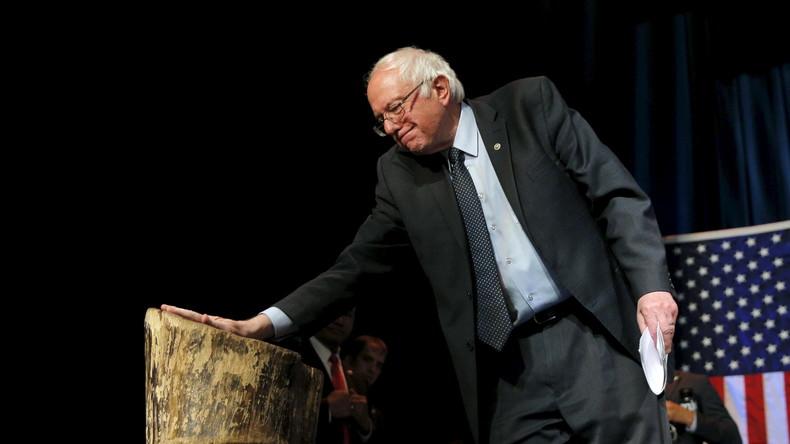 Bernie Sanders wird weiter um die Präsidentschaft kämpfen