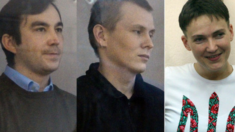 Update: Gefangenenaustausch von Sawtschenko mit russischen Staatsbürgern offiziell bestätigt