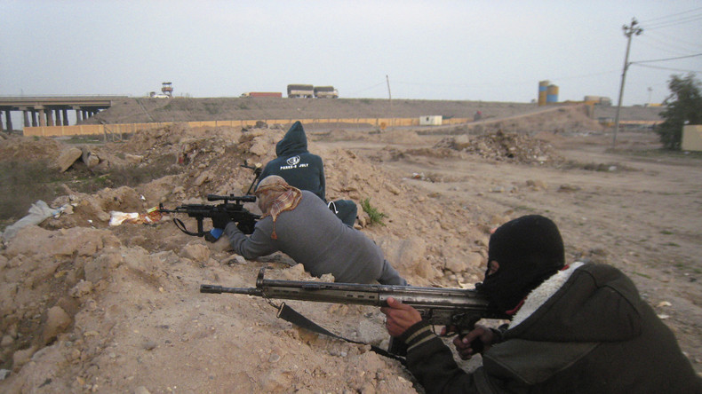 """""""Islamischer Staat"""" im Kreuzfeuer: Offensiven auf Rakka und Falludscha"""
