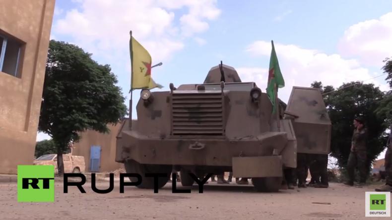 Syrien: Kurden bereiten sich auf Rückeroberung Rakkas vom IS vor