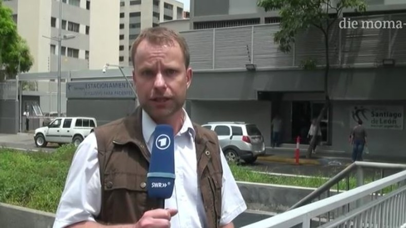"""""""Einseitig und vorverurteilend"""" - Programmbeschwerde gegen ARD-Berichterstattung zu Venezuela"""