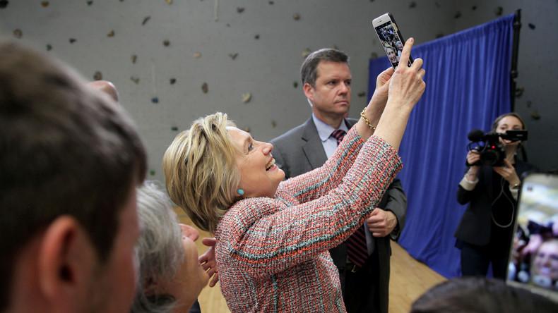 """Clinton's Email-Affäre: """"Google und Al Jazeera halfen, Syrien zu destabilisieren"""""""