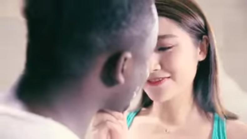 China: Waschmittelwerbung von Rassismus umspült
