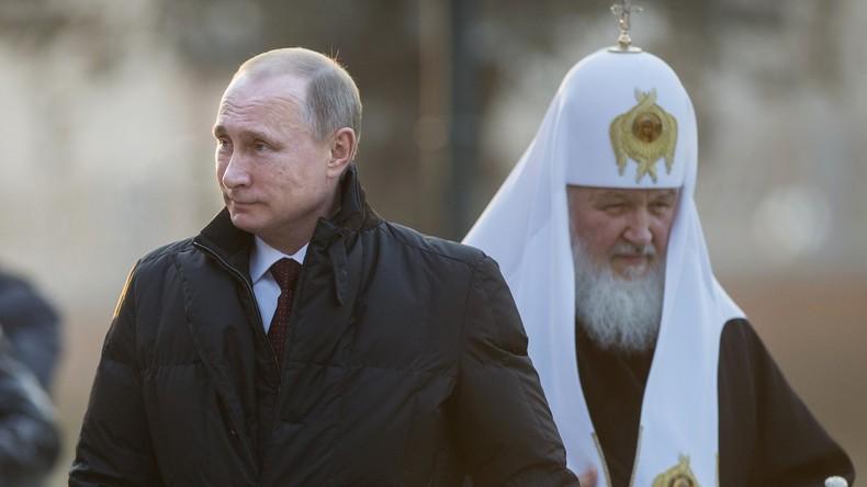Live aus Griechenland - Putin und Patriarch Kirill besuchen Berg Athos