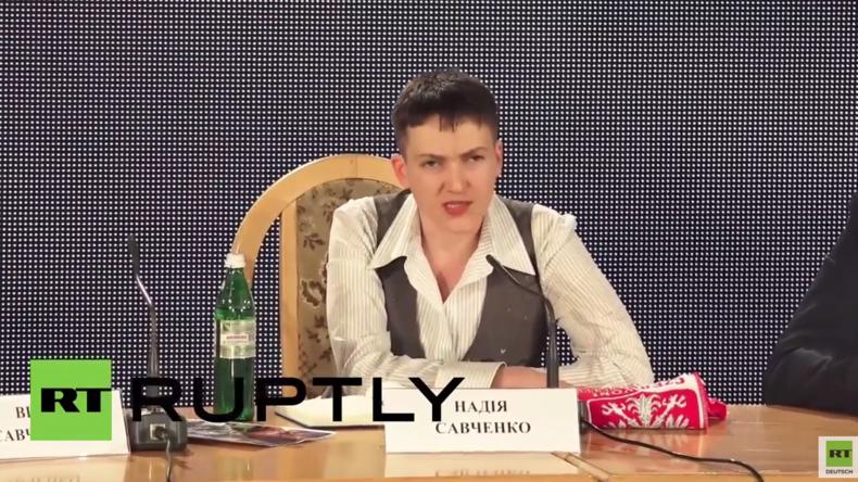 """""""Ukrainer, wenn ihr wollt, dass ich Präsidentin werde, dann werde ich eure Präsidentin"""" -Sawtschenko"""