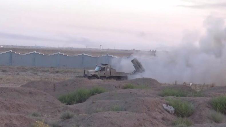 LIVE von der Front: Irakische Armee kämpft sich ins vom IS gehaltene Falludscha vor