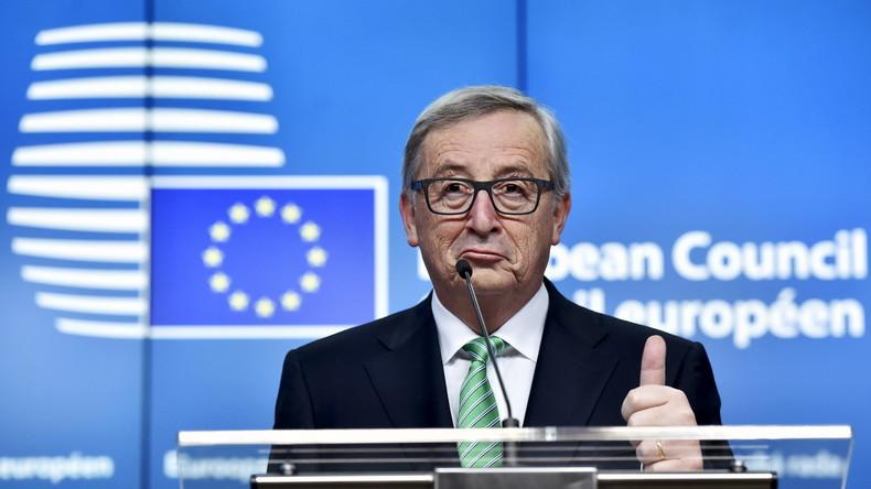 EU-Kommissionspräsident Juncker plant Russlandbesuch im Juni - Widerstand aus Washington und Brüssel