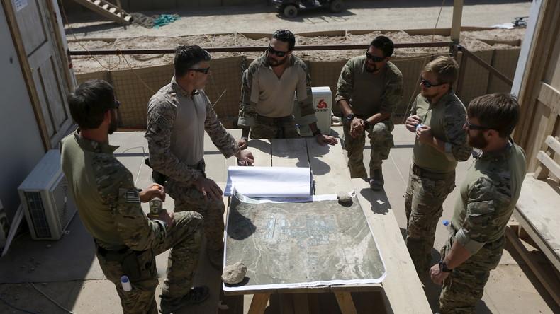 US-Soldaten mit YPG-Abzeichen belasten US-amerikanisch-türkische Beziehungen