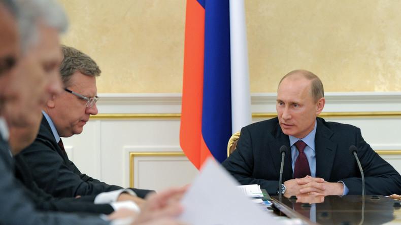 Vize des russischen Wirtschaftsrates fordert Putin auf, Grad geopolitischer Spannungen zu senken
