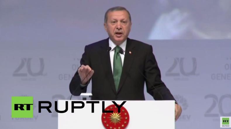 Erdogan: Wir werden unsere Nachkommenschaft ausweiten und die Pflicht dazu liegt bei den Müttern