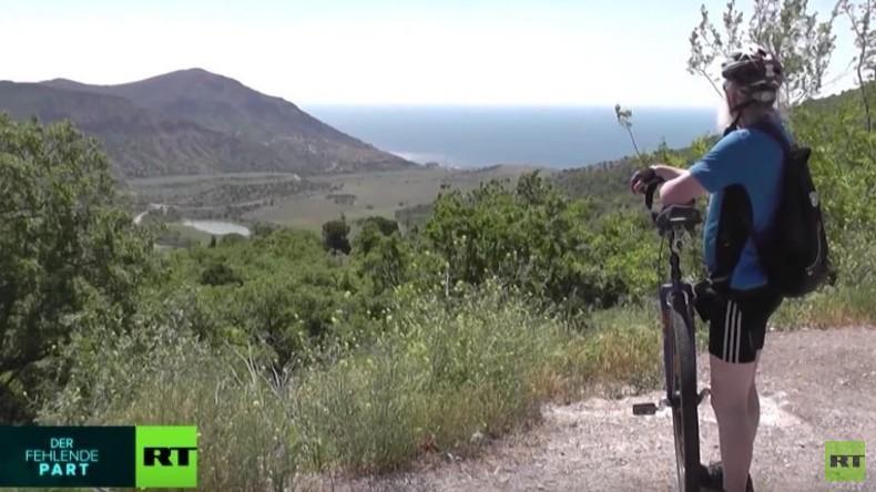 """""""Deutsche Berichterstattung zur Krim hinterfragt"""" - Zwei Brüder erkunden Halbinsel mit dem Fahrrad"""