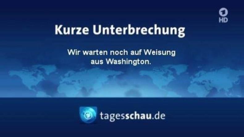 """Programmbeschwerde gegen ARD wegen """"Unterdrückung von Negativnachrichten"""" aus der Ukraine"""
