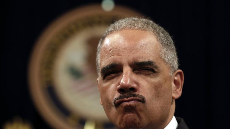 """Ex-US-Justizminister Eric Holder im Meinungswandel: Snowden-Leaks nun """"Dienst an der Öffentlichkeit"""""""