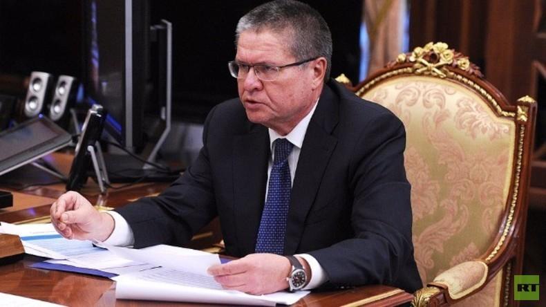 Live: Russlands Wirtschaftsminister Uljukajew spricht vor deutschen Unternehmern in Stuttgart