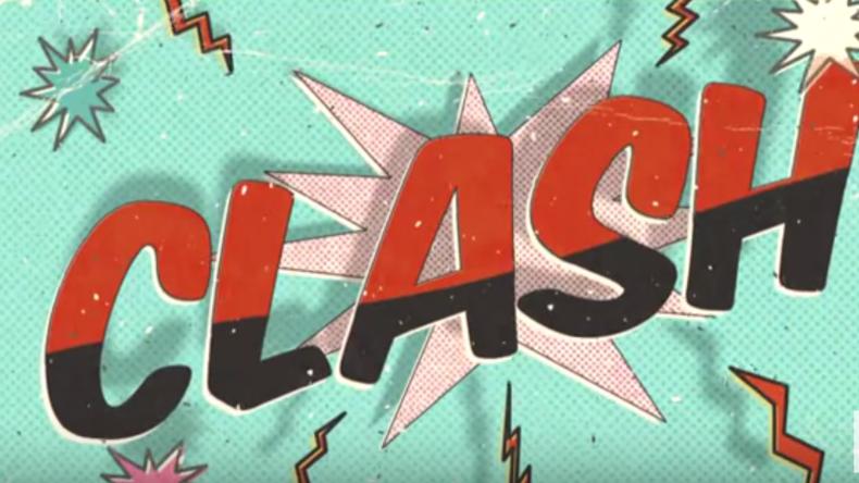 Ab 7. Juni bei RT Deutsch: Claude-Oliver Rudolph präsentiert CLASH