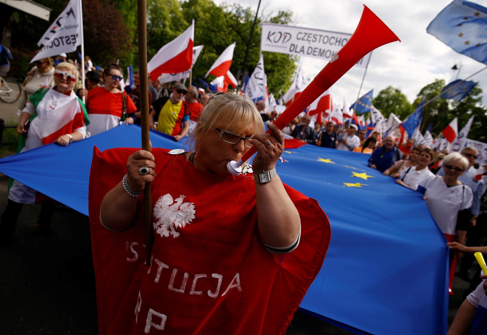 """""""Untergräbt die Souveränität"""" - Polen lehnt EU-Vorschlag zur Kontingentierung von Flüchtlingen ab"""