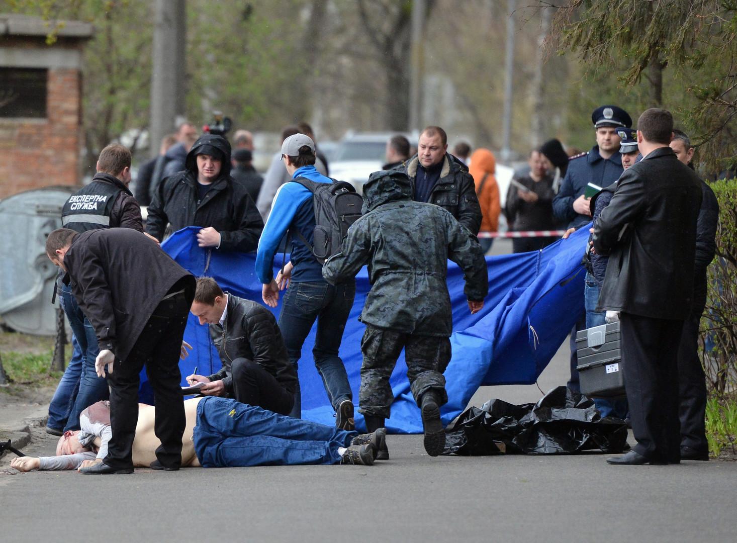 Hintergrund: Ukrainische Nationalisten veröffentlichen persönliche Daten von 4.000 Journalisten
