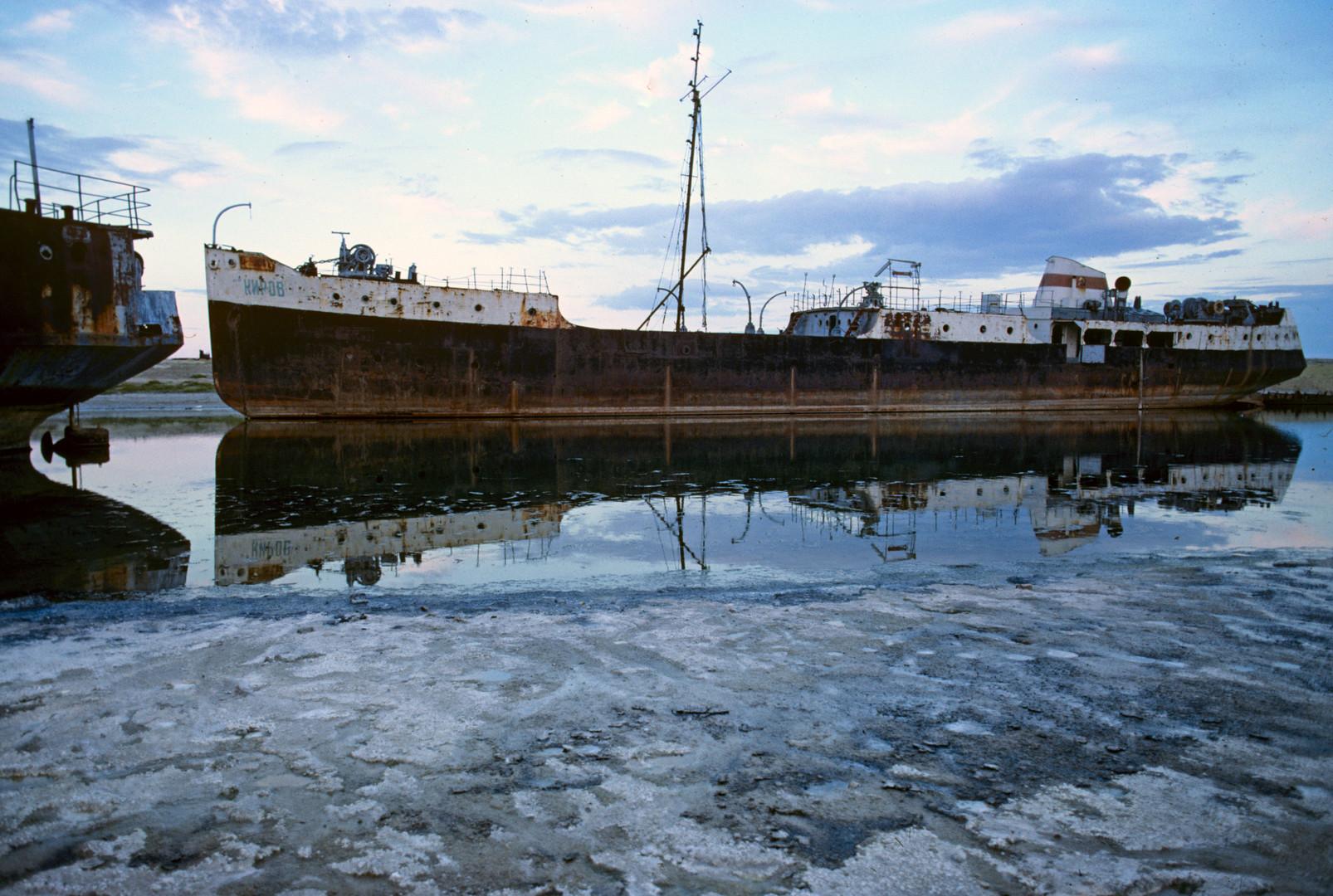 Russische Behörden warnen: Baikalsee droht dasselbe Schicksal wie dem Aralsee