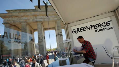 Mit #ttipleaks ist Greenpeace ein Coup gelungen - In einem öffentlichen Lesesaal in Berlin können die Dokumente eingesehen werden