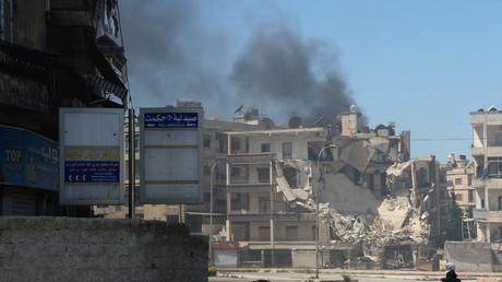 Vom Krieg gezeichnet: Die syrische Stadt Aleppo