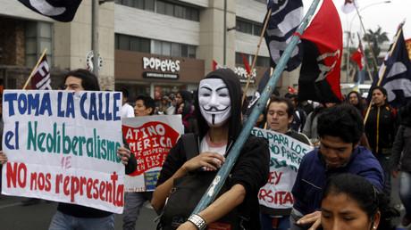 Der Widerstand gegen das neoliberale Paradigma ist vielfältig - doch ein tragfähiges Gegenmodell zu entwickeln gelingt den Protestbewegungen bislang nicht.