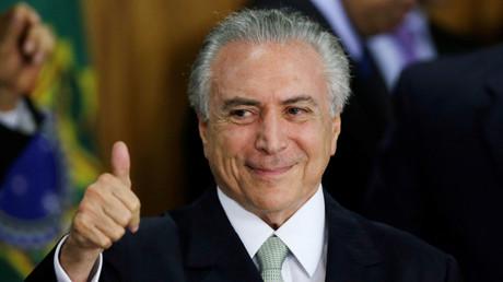 Wie nach Drehbuch: Brasiliens Präsidentin Rousseff durch Wall Street-Liebling ersetzt