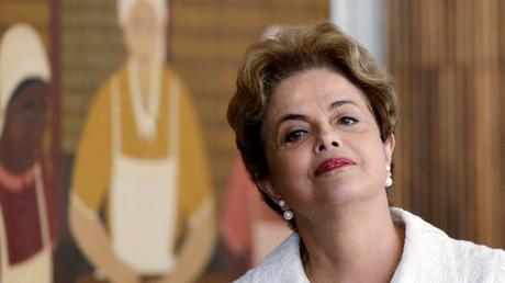 Quelle: Reuters Dilma Rousseff: Die suspendierte Präsidentin kündigt gegenüber RT an weiter um ihr Amt zu kämpfen