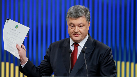 Präsident Petro Poroschenko
