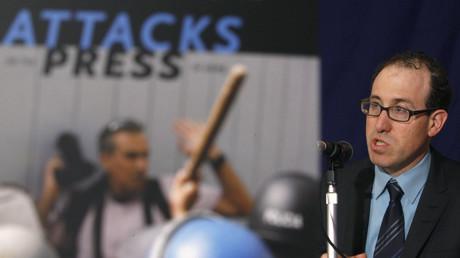 Joel Simon, Chef des Komitees zum Schutz von Journalisten (CPJ)
