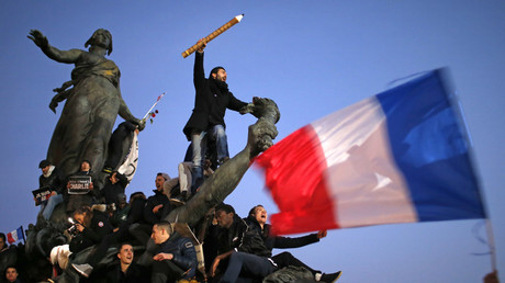 Anwachsende Proteste in Frankreich