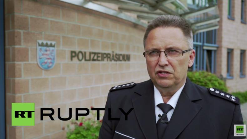 Polizeisprecher zu laufender Untersuchung wegen sexueller Übergriffe in Darmstadt