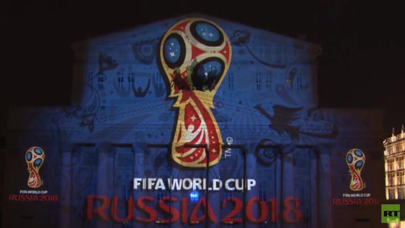 Live: Putin und FIFA-Chef eröffnen Kampagne für Freiwillige Helfer für WM 2018 und FIFA-Pokal 2017