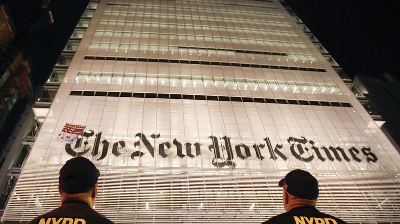 The New York Times: Die Ukraine erklärt dem Journalismus den Krieg