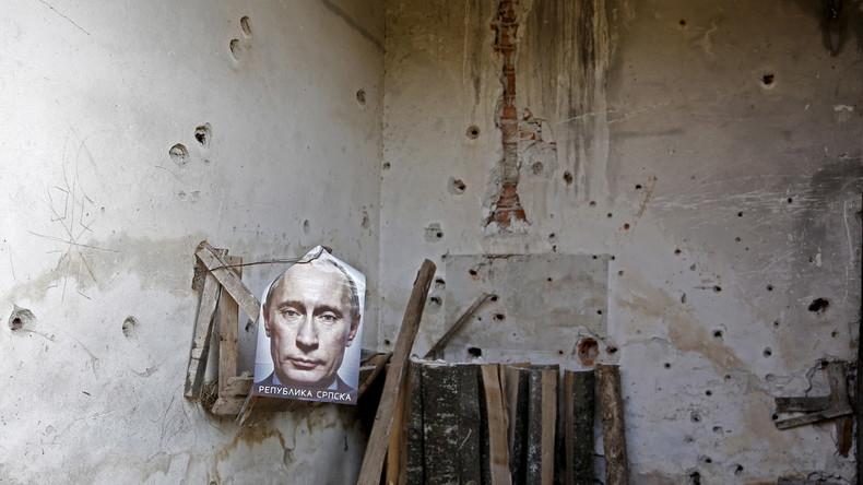 Die BBC deckt mal wieder auf: Putins hybride Kriegsführung
