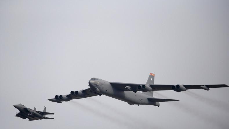 USA entsenden strategische Langstreckenbomber ins Baltikum – Russland kündigt Gegenmaßnahmen an