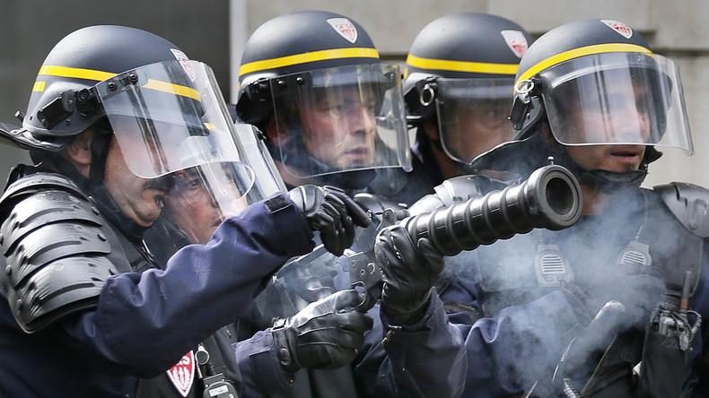 Frankreich: Polizei und Medien versuchen Proteste zu kriminalisieren