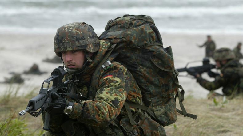 """NATO-Marine übt mit 6.000 Soldaten aus 15 Nationen in der Ostsee """"den Verteidigungsfall"""""""