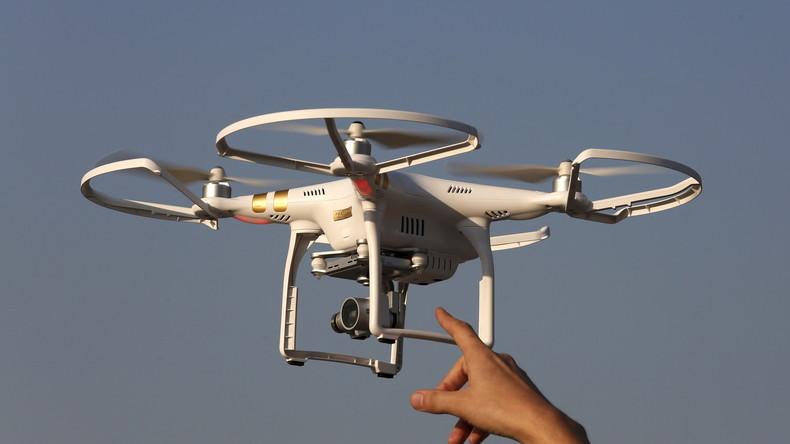 Inventur via Drohne - US-Supermarktkette Walmart will so Tausende Arbeitnehmer ersetzen