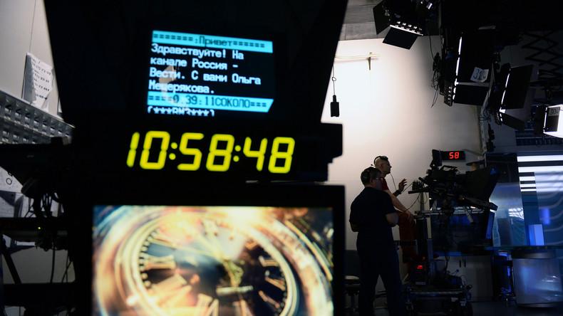 Es gibt eine Diktatur in Russland – Die Diktatur der Information