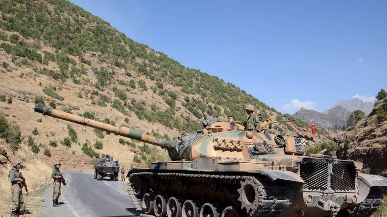 "Bagdad fordert Abzug türkischer Truppen - Falludscha soll ""innerhalb einer Woche"" befreit werden"