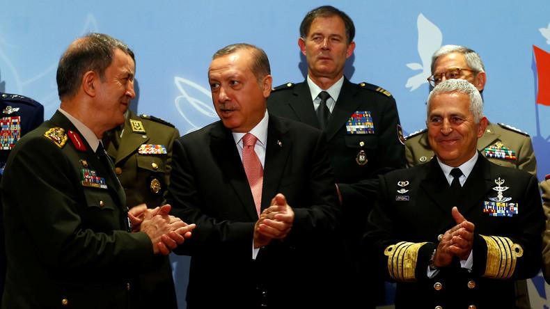 """Erdoğan droht Deutschland und EU: """"Wir werden aufhören, Barriere für die Probleme Europas zu sein"""""""