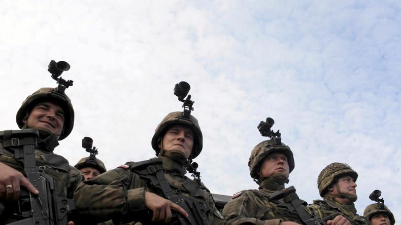 """""""Gegen hybride Bedrohungen"""": In Polen startet größtes diesjähriges NATO-Manöver """"Anakonda 2016"""""""