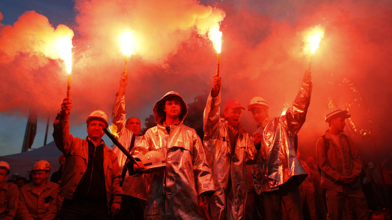 Französische Verhältnisse? - Deutschlands Arbeitnehmer streiken so viel wie nie zuvor
