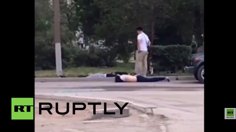 "Kasachstan: ""Koordinierte Angriffe"" - Militante greifen Militärstützpunkt in Aqtöbe an - 10 Tote"