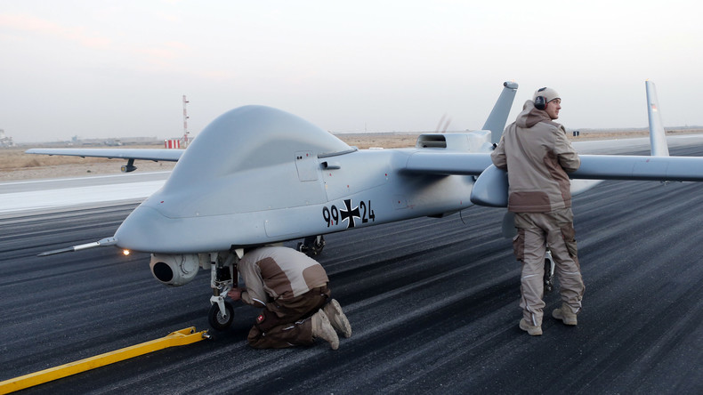 Bundeswehr-Drohnen: Rätselraten um wirtschaftlich zweifelhaften Deal mit Israel