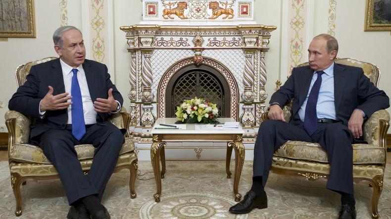 """Israels Ministerpräsident in Moskau: """"Eine Annäherung mit Russland verstärkt die Sicherheit Israels"""""""