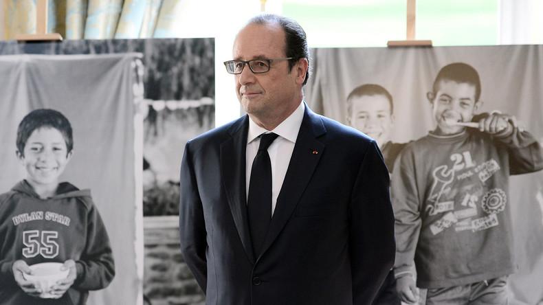 """Präsident Hollande zur Fußball-EM: """"Alles unter Kontrolle"""""""