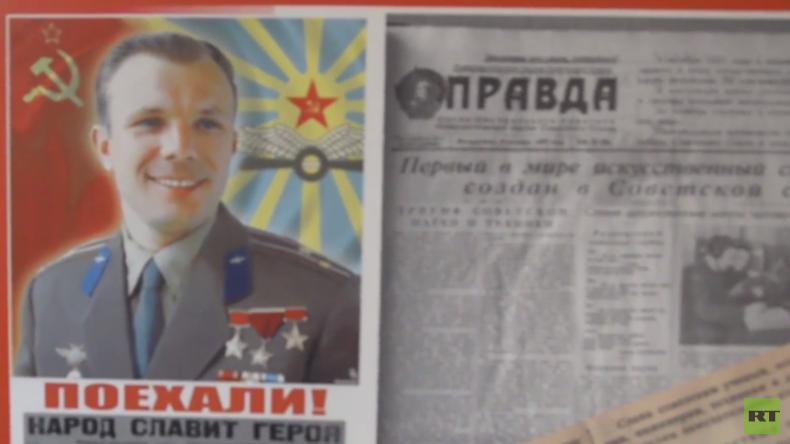 RT-Reportage zu Medien in Russland: Prawda - Eine russische Zeitung mit kommunistischer Tradition