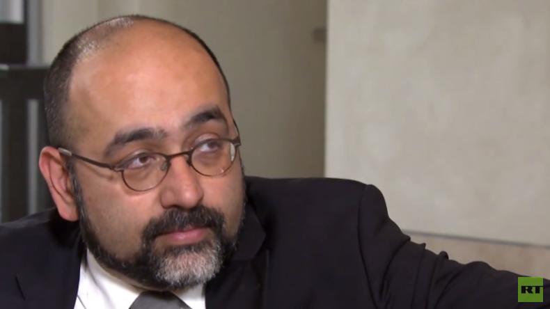 Omid Nouripour im RT Deutsch-Gespräch: Die Grünen und der Krieg